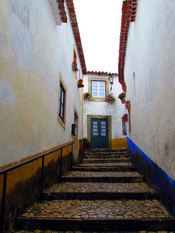 Óbidos - Au hasard des rues