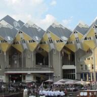 Rotterdam - Architecture, Kijk-Kubus