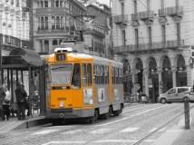 Turin - Place 'Castello'