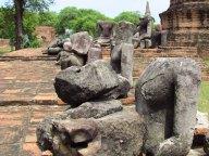 Ayutthaya - Temple 'Wat Ratcha Burana'