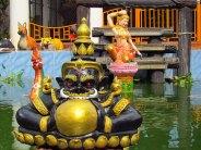 Phayao - Temple 'Wat Rachakrauh'