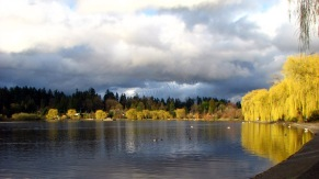 Vancouver - Stanley Park - Lost Lagoon