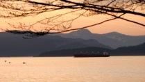 Vancouver - Sunset beach