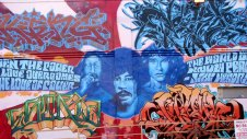 Californie - San Francisco - Au hasard des rues - graffitis