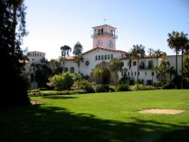 Californie - Santa Barbara - Courthouse