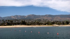 Californie - Santa Barbara - East beach