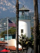 Californie - Santa Barbara - Light house