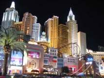 Nevada - Las Vegas - Casino 'New York-New York'