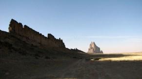 Nouveau-Mexique - Shiprock