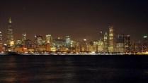 Ohio - Chicago - Vue sur Chicago depuis le Planetarium