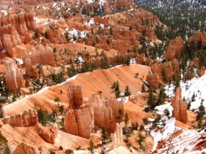 Utah - Parc national Bryce - Autre point