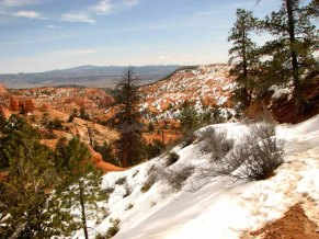 Utah - Parc national Bryce - Fairyland loop