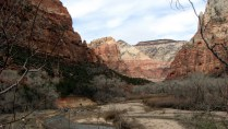 Utah - Parc national Zion - Emerald Pool Trail Lower