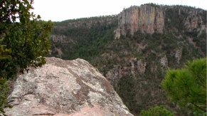 Chihuahua - Copper Canyon - Creel - Canyon