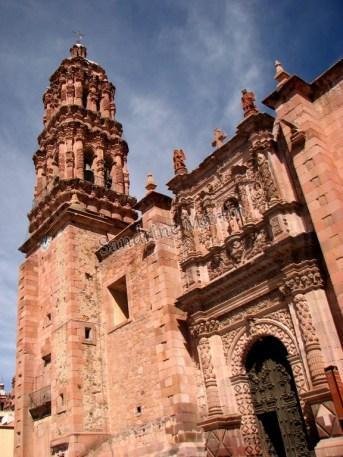 Zacatecas - Zacatecas - Cathédrale